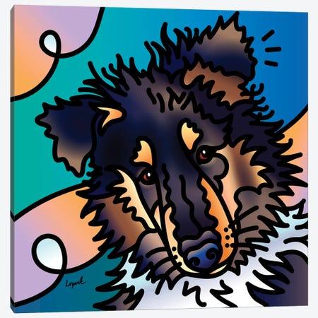 Bentley Canvas Print #LLP4} by Lisa Lopuck Canvas Art Print