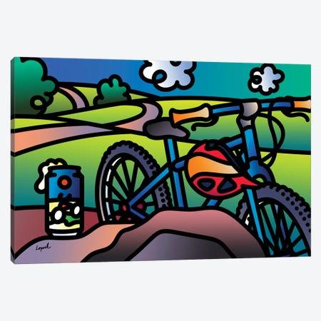 Vista Point Canvas Print #LLP53} by Lisa Lopuck Art Print