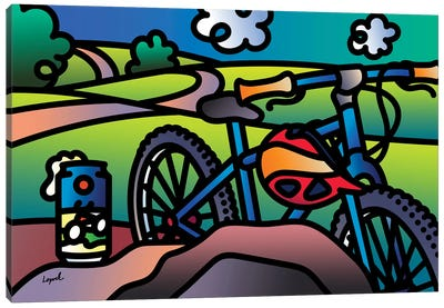 Vista Point Canvas Art Print