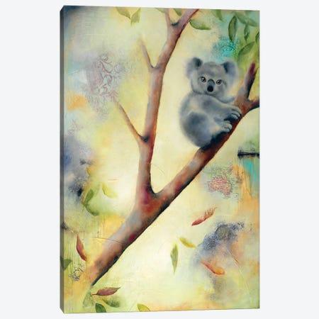 Frankie Koala Canvas Print #LLX13} by Lisa Lamoreaux Canvas Art Print