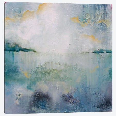 Abstracted Landscape I Canvas Print #LLX31} by Lisa Lamoreaux Art Print