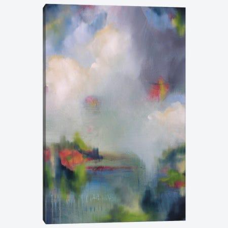 Abstracted Landscape II Canvas Print #LLX32} by Lisa Lamoreaux Canvas Art Print