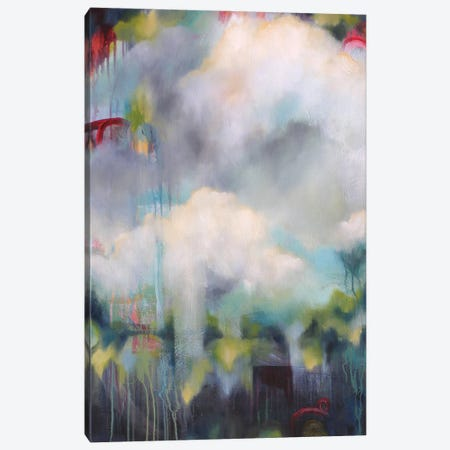 Abstracted Landscape III Canvas Print #LLX33} by Lisa Lamoreaux Art Print