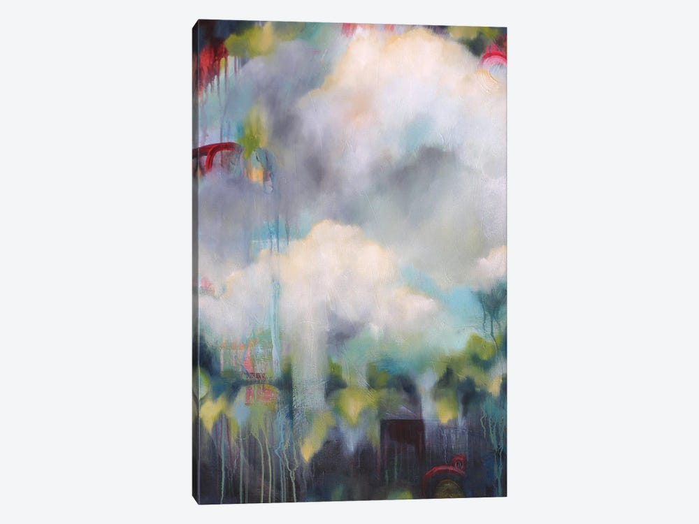 Abstracted Landscape III by Lisa Lamoreaux 1-piece Art Print