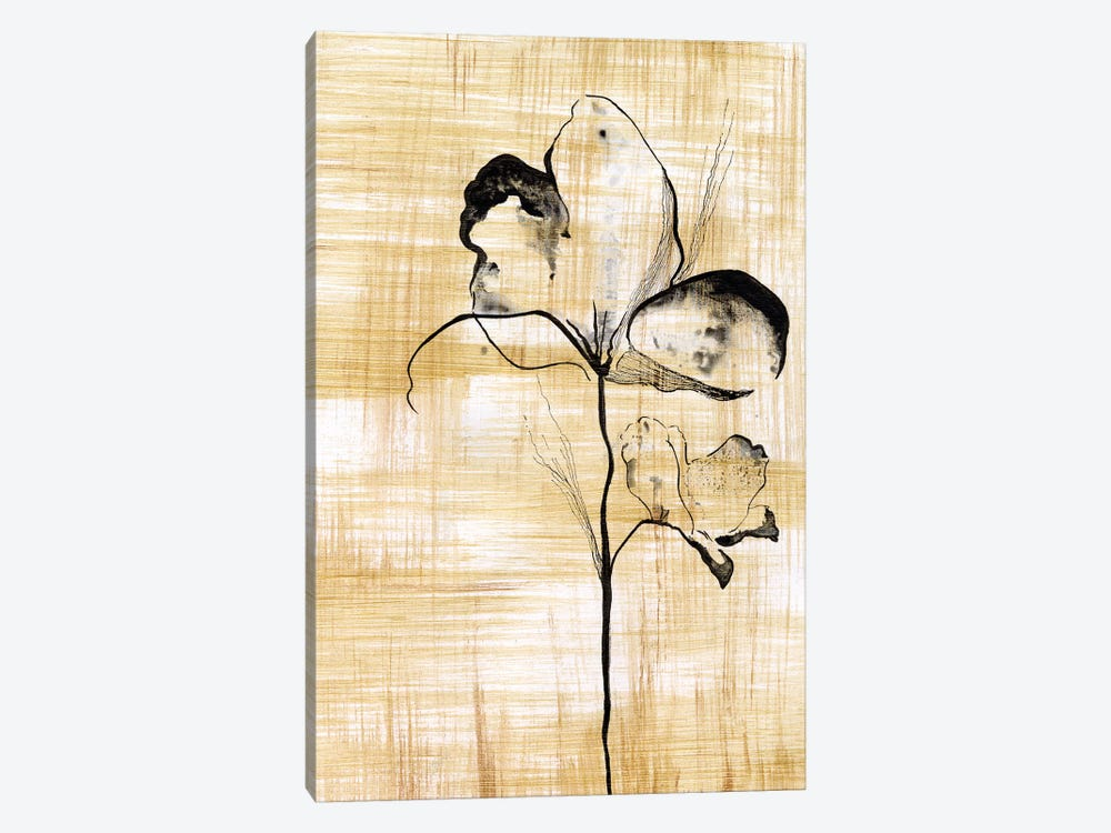 Gilded Beauty I by Lily Liama 1-piece Canvas Art