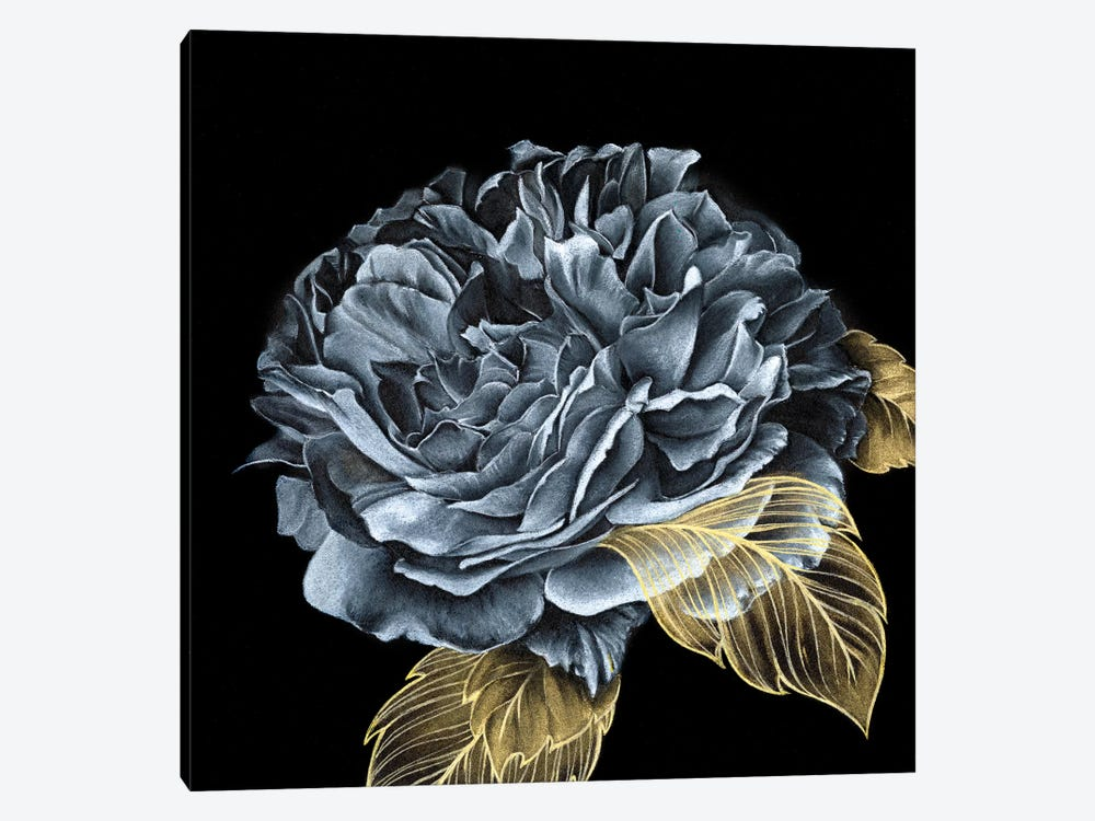 River Roses I by Lily Liama 1-piece Canvas Art Print