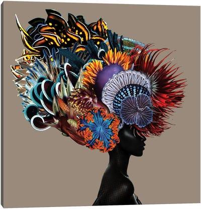 Crowning Glory I Canvas Art Print