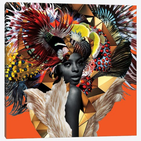 Take Me Higher Canvas Print #LLZ17} by Lolita Lorenzo Canvas Wall Art