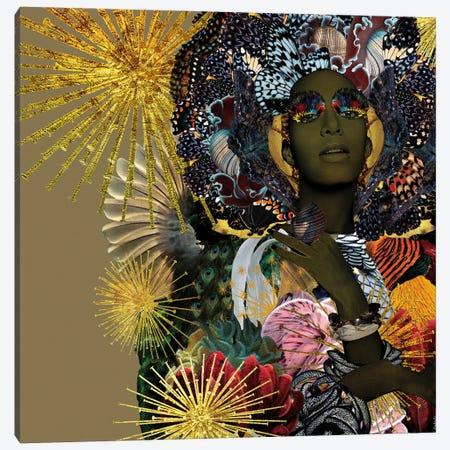 All The Pretty Things V Canvas Print #LLZ22} by Lolita Lorenzo Canvas Wall Art