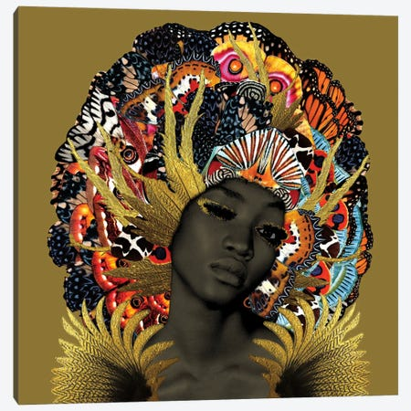 All The Pretty Things IV Canvas Print #LLZ26} by Lolita Lorenzo Canvas Print
