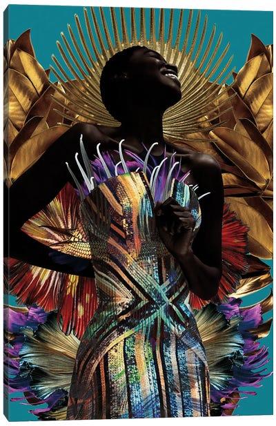 Hathor Canvas Art Print