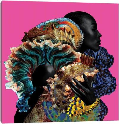 Erzulie Canvas Art Print