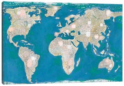 Artsy World Canvas Art Print