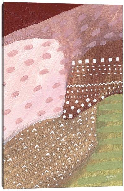 Salt Shrub II Canvas Art Print