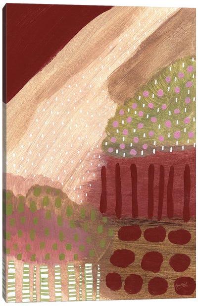 Salt Shrub III Canvas Art Print