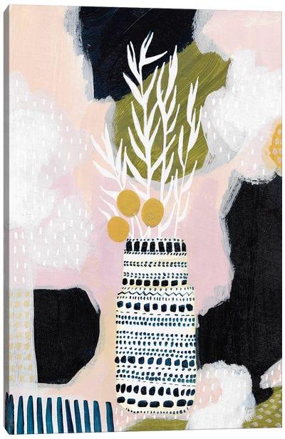 Tribal Still Life Canvas Art Print