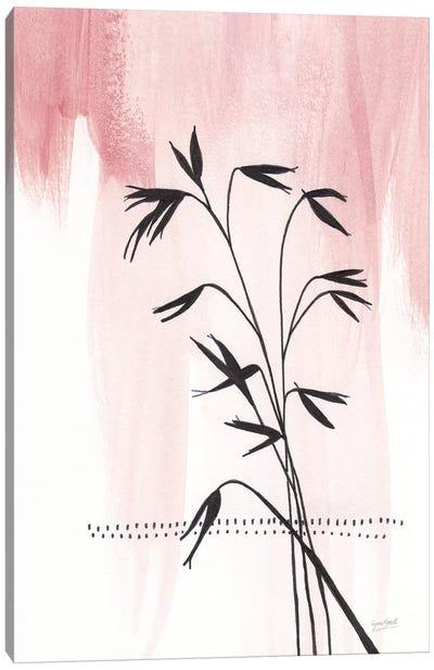 Valentine Blush I Canvas Art Print
