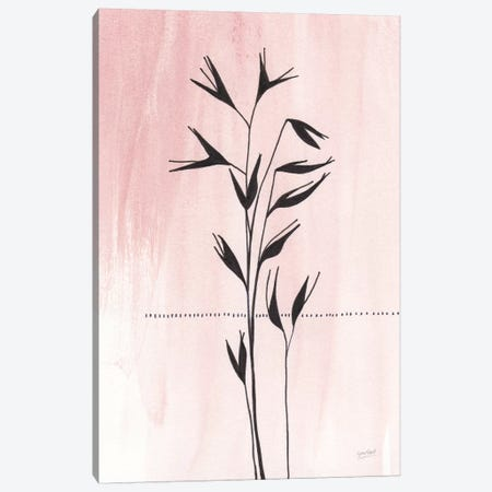 Valentine Blush II 3-Piece Canvas #LMC32} by Lynn Mack Canvas Print