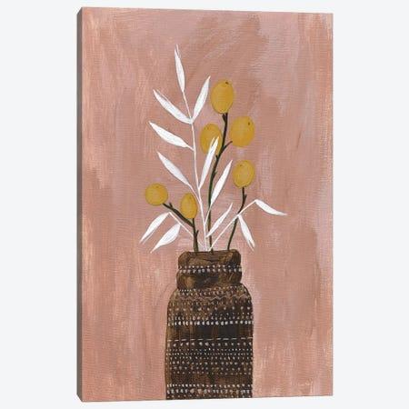 Seed and Bottle Canvas Print #LMC7} by Lynn Mack Canvas Artwork