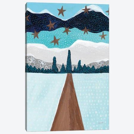 Winterscape Canvas Print #LMC9} by Lynn Mack Art Print