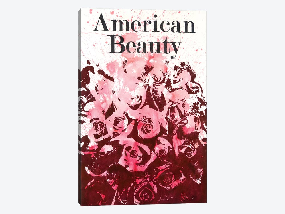 American Beauty II by Laura Mae Dooris 1-piece Canvas Art Print