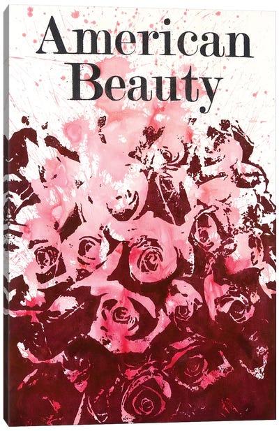 American Beauty II Canvas Art Print