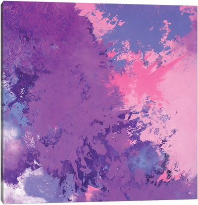 Blooming Sky Canvas Art Print