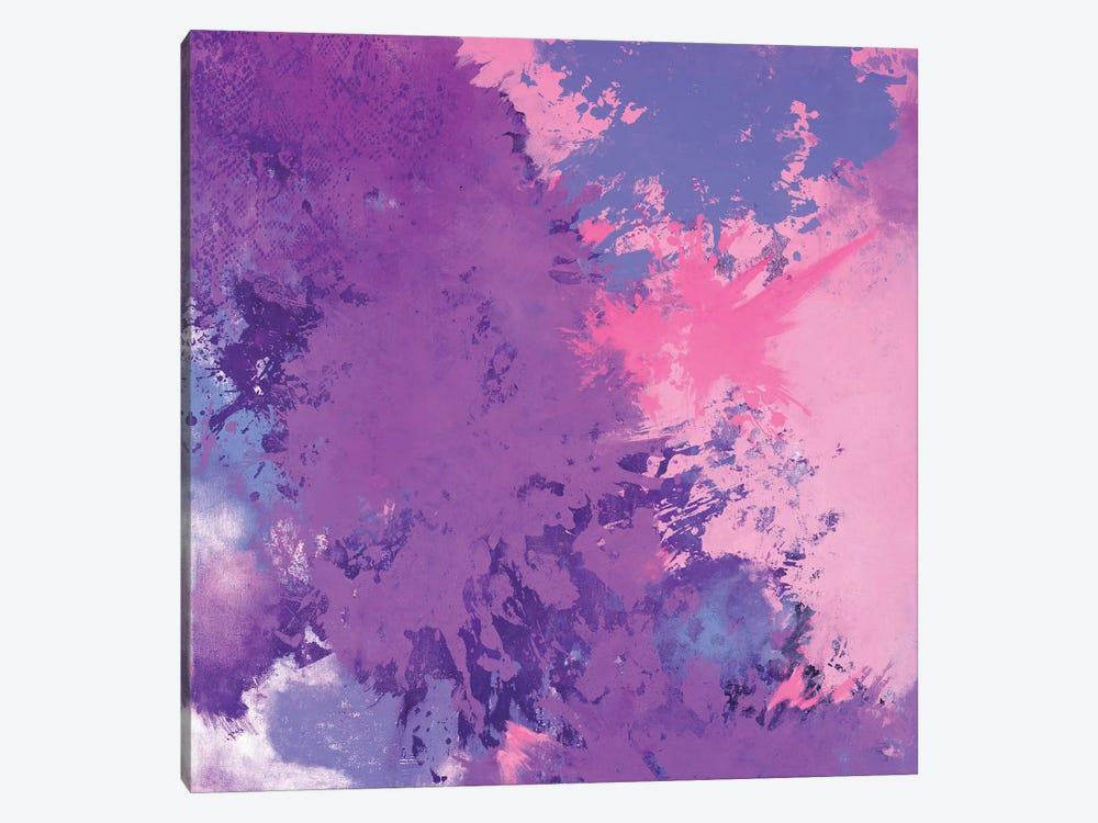 Blooming Sky by Laura Mae Dooris 1-piece Canvas Wall Art