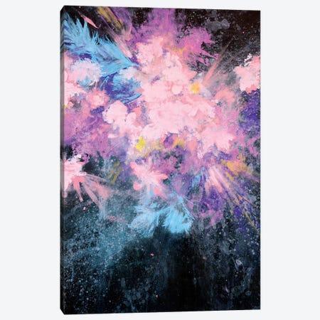 Feather Ray Canvas Print #LMD12} by Laura Mae Dooris Canvas Wall Art