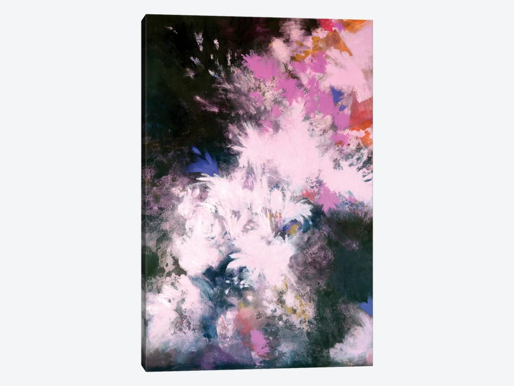 Interstellar Bloom by Laura Mae Dooris 1-piece Canvas Art Print