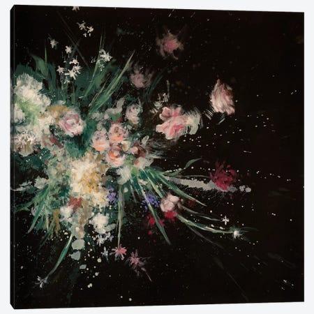 Petal Bomb Canvas Print #LMD17} by Laura Mae Dooris Canvas Print