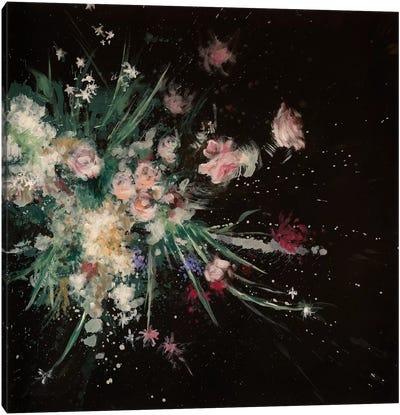 Petal Bomb Canvas Art Print