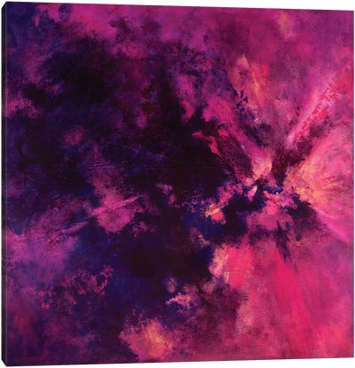 Spirit Bloom Canvas Print #LMD19