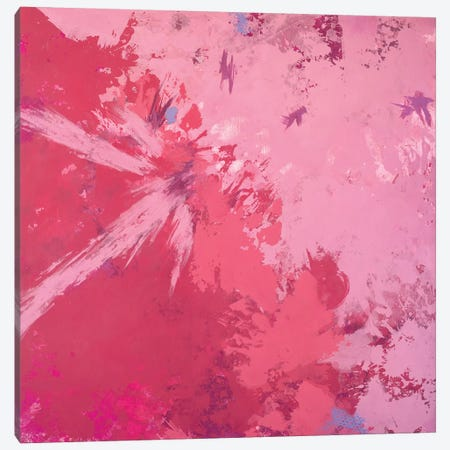 Still Heart Canvas Print #LMD21} by Laura Mae Dooris Canvas Art Print