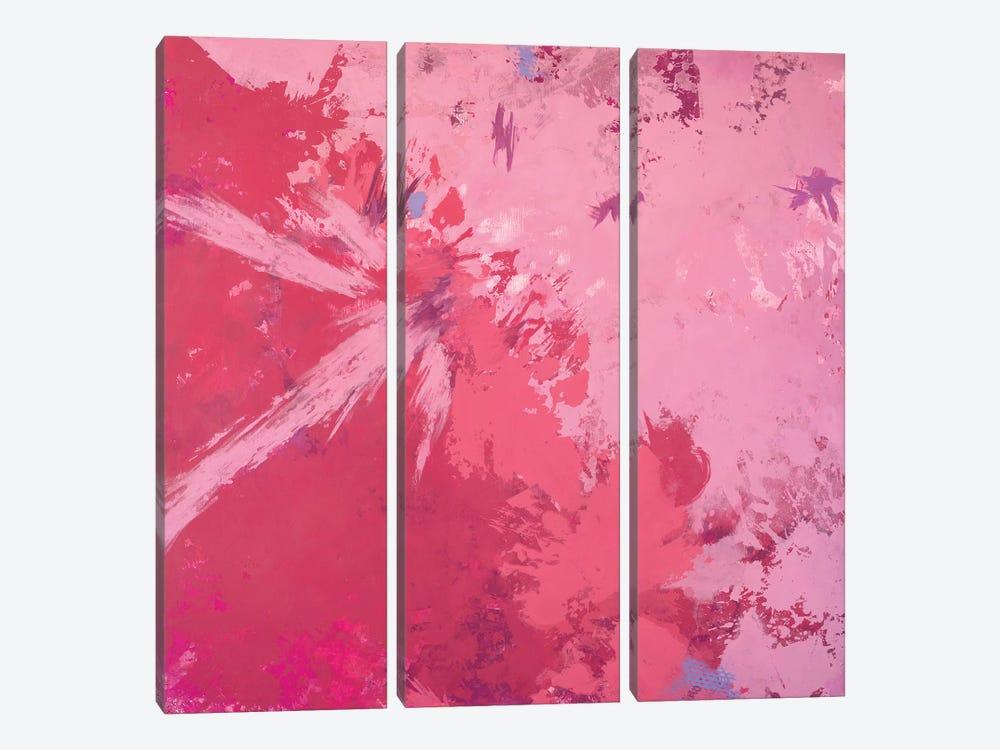 Still Heart by Laura Mae Dooris 3-piece Canvas Art Print