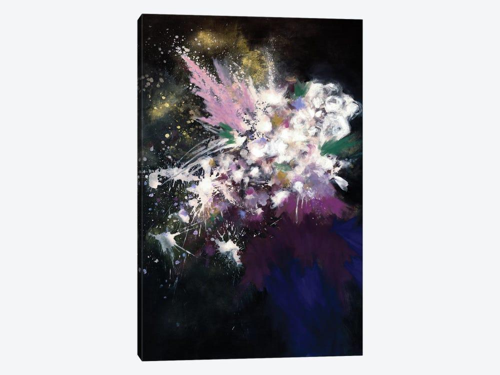 Throwing Stars by Laura Mae Dooris 1-piece Canvas Art