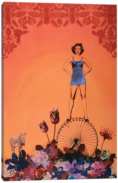Carnivale Canvas Art Print