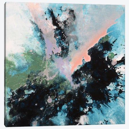 Dreaming In Blue Canvas Print #LMD26} by Laura Mae Dooris Canvas Art