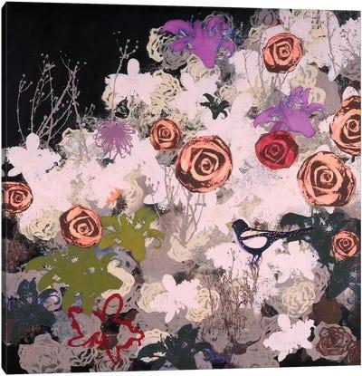Night Bloomer Canvas Art Print