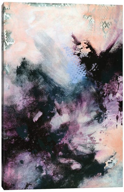 Purple Sky Canvas Art Print