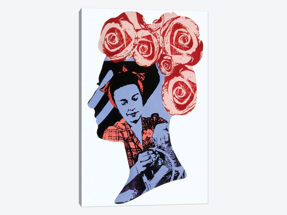 Rosie by Laura Mae Dooris 1-piece Canvas Art Print