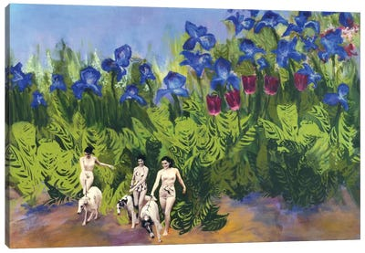 Shangri La Canvas Art Print