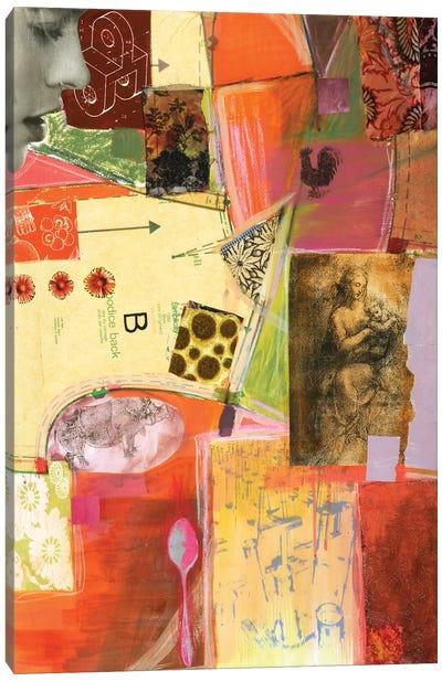 Untitled 7 Canvas Art Print