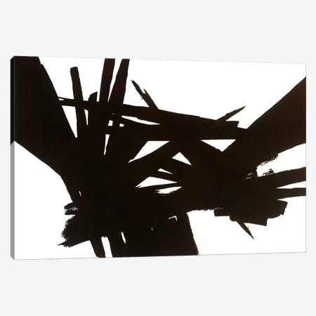 Abstract Sketch IV Canvas Print #LMD4} by Laura Mae Dooris Canvas Art Print