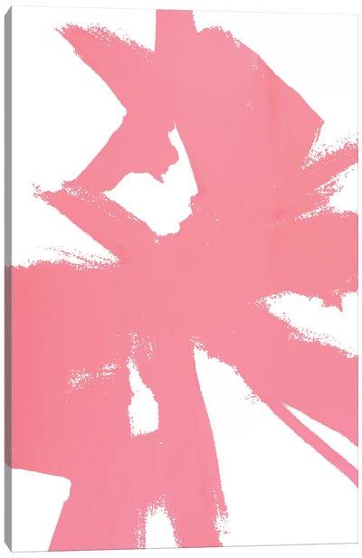 Abstract Sketch VI Canvas Art Print