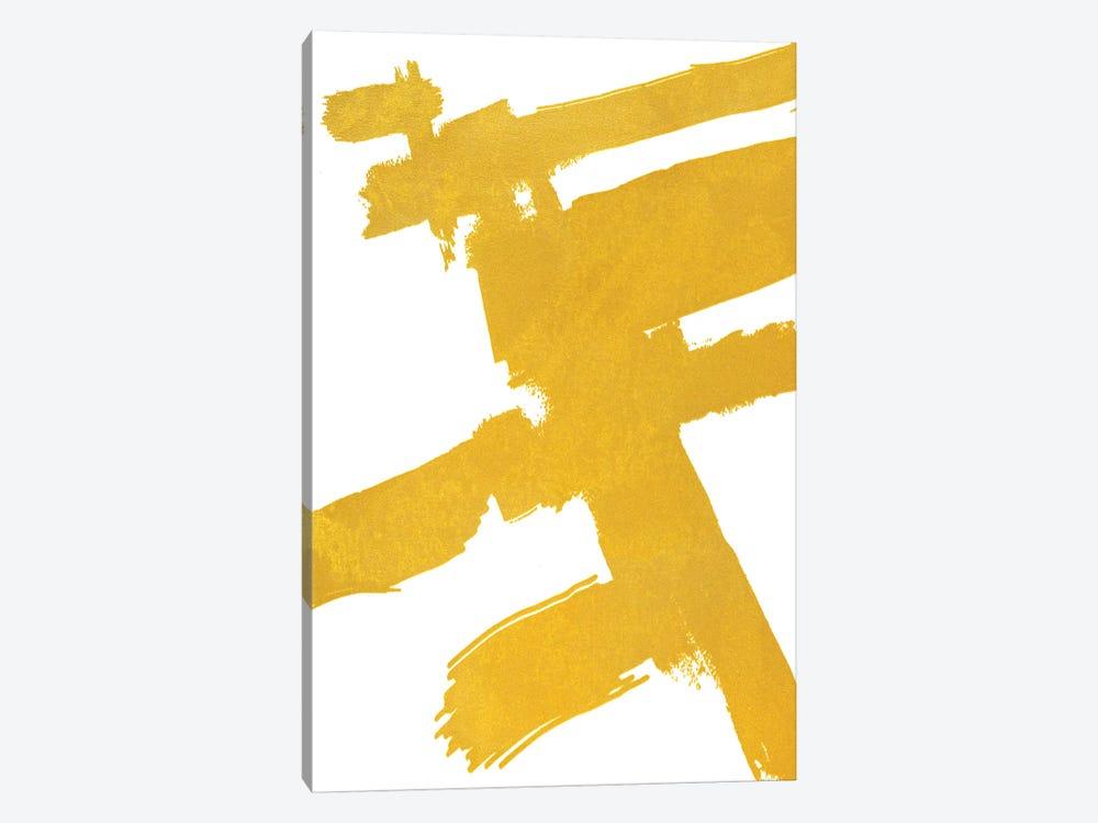 Abstract Sketch VIII by Laura Mae Dooris 1-piece Canvas Print
