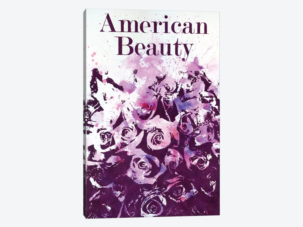 American Beauty I by Laura Mae Dooris 1-piece Canvas Art