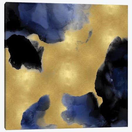 Midnight Gold II Canvas Print #LMI17} by Lauren Mitchell Canvas Artwork