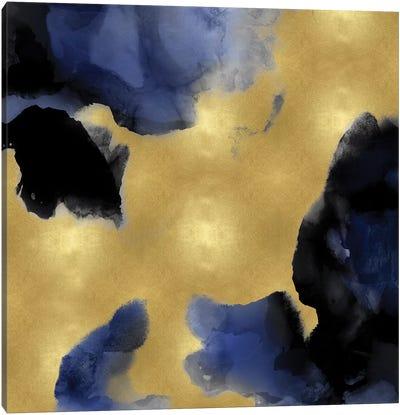 Midnight Gold II Canvas Art Print