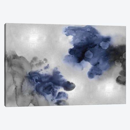 Tempting in Indigo Canvas Print #LMI22} by Lauren Mitchell Canvas Art